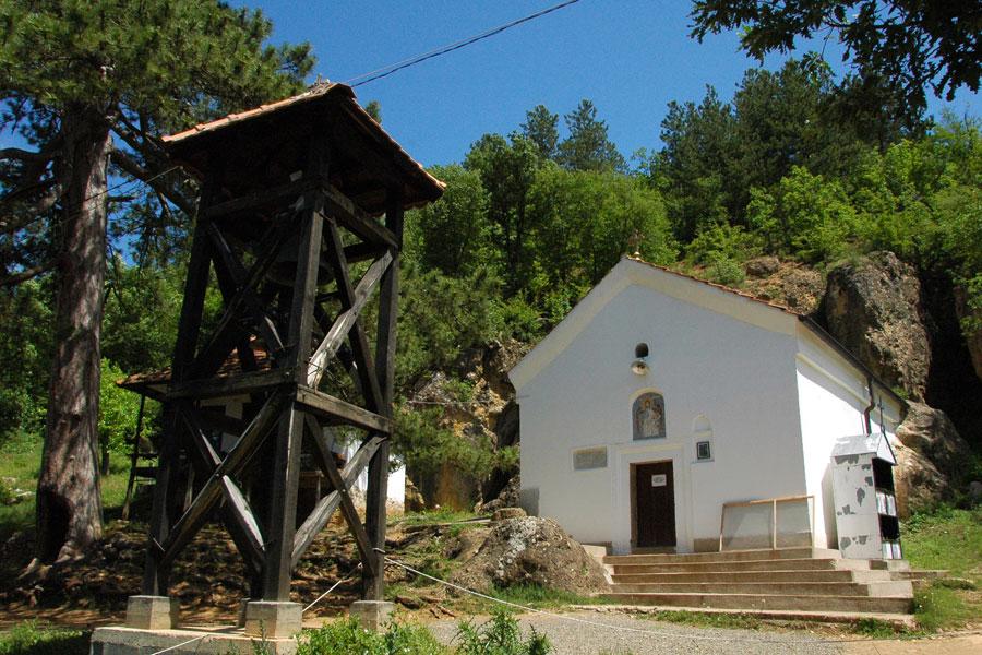 Ocrkva usekovanja svetog jovana krstitelja
